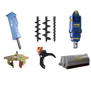 View Attachments & Accessories